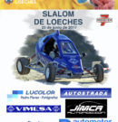 Cartel Slalom Loeches 2017